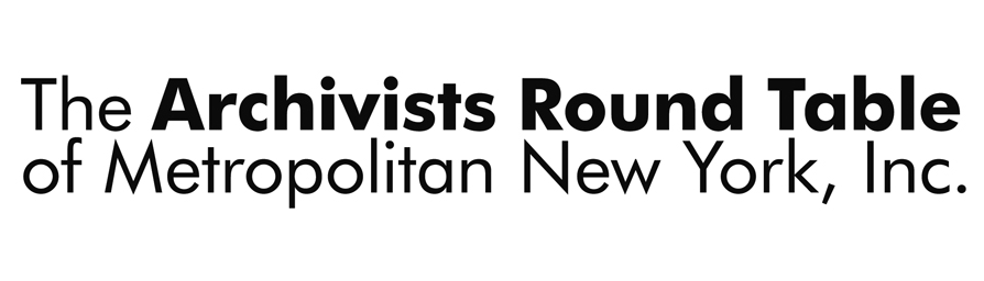 Archivists Round Table of Metropolitan New York - Home